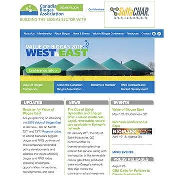 Biogas Association website (version 2, 2016 Update)